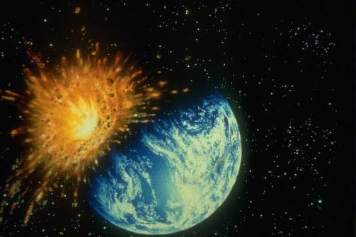 cometa spre marte