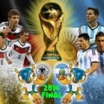 finala campionatului mondial de fotbal