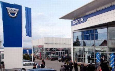 uzinei Dacia de la Mioveni