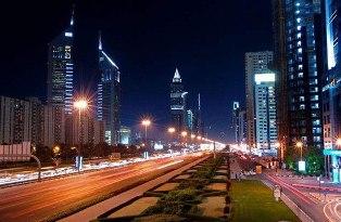 strazi din Dubai